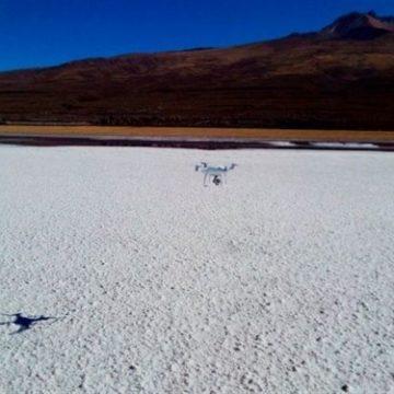 El Salar de Uyuni avala procesos húmedos en el suelo del Marte actual