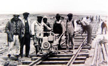 Renovación de los ferrocarriles de Bolivia