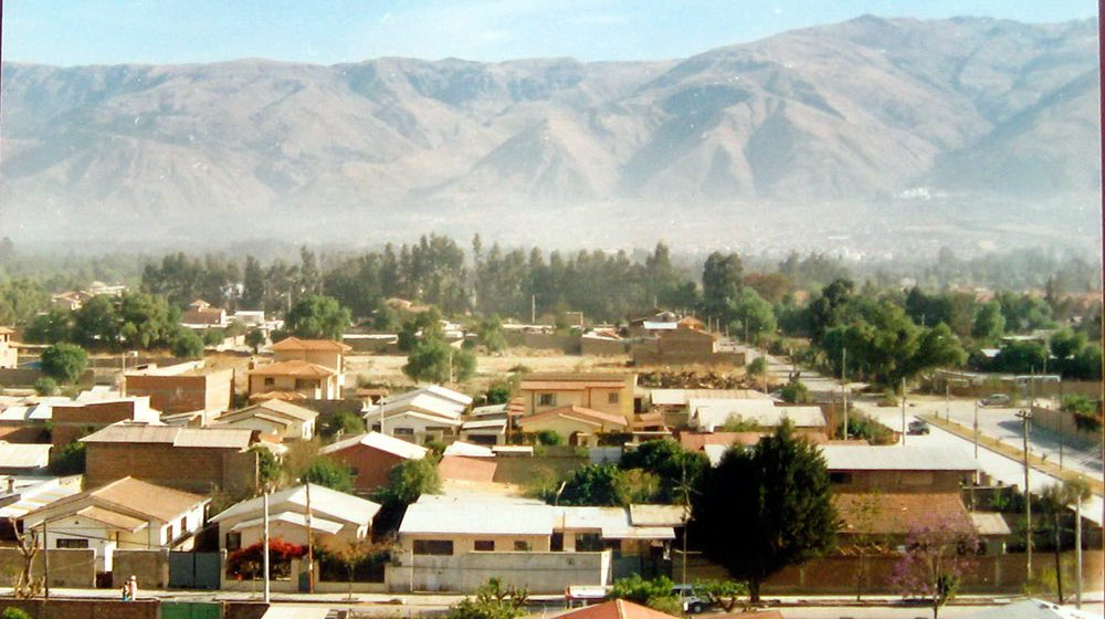 El barrio Quijarro en Cochabamba