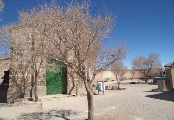 ¿Cómo se inauguró el Cementerio de Uyuni?