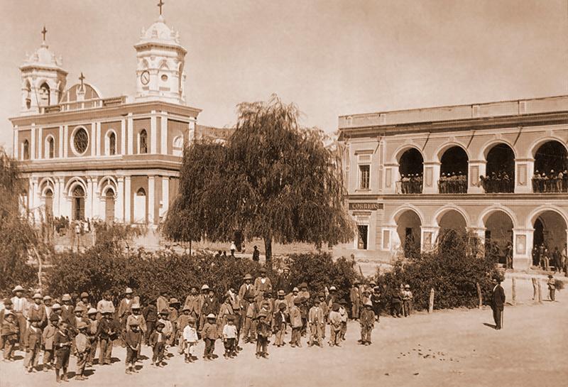 Hechos históricos al sur de Uyuni