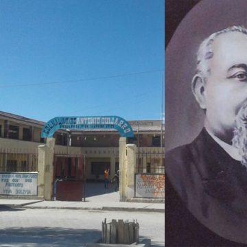 Colegio de Uyuni: En honor a Antonio Quijarro