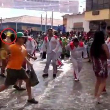 Carnaval de Uyuni ¿sin agua?
