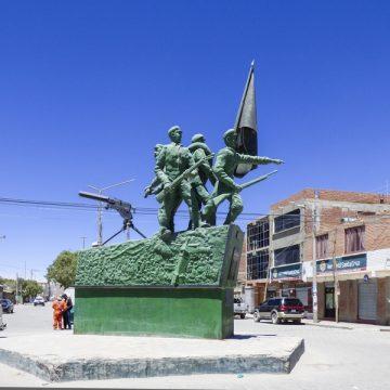 Reminiscencias Uyuni en la guerra del Chaco