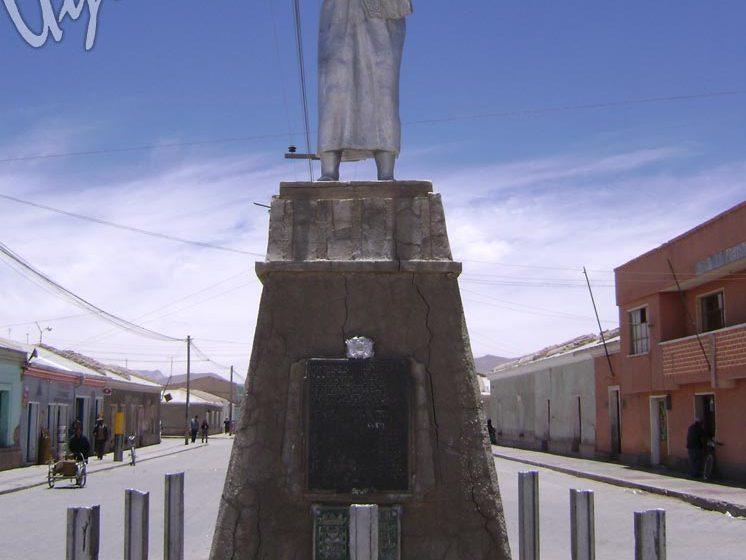 Decreto a la Ciudad de Uyuni «Hija Predilecta de Bolivia»