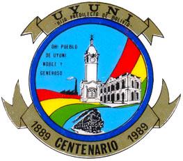 Invitación Residente Uyunenses en La Paz 2008