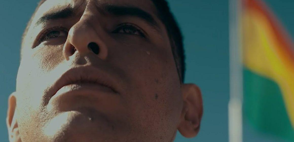 Las Balas Que Vendrán, video clip producido en Uyuni