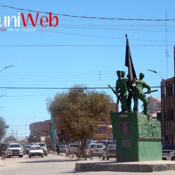 Monumentos de Uyuni
