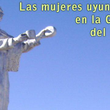 Las mujeres uyunenses en la Guerra del Chaco