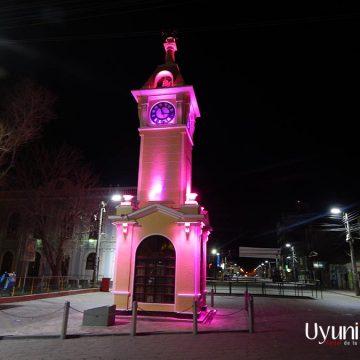 Fundadores de la ciudad de Uyuni