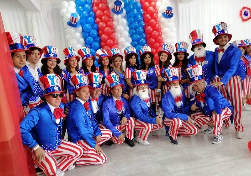Reseña histórica de la super espectacular comparsa «Yankee Boys» en el carnaval de Uyuni