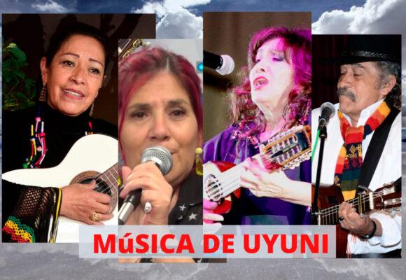 Más de 25 canciones dedicadas a Uyuni ¡ESCÚCHALAS!